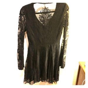 Free People Reign Over Me Dress
